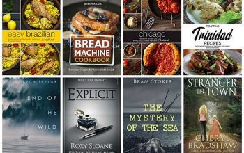 10 FREE Kindle Books for 5/2