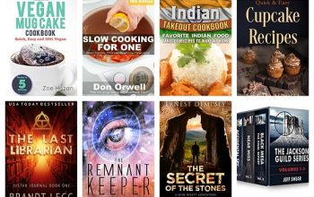 10 FREE Kindle Books for 5/17