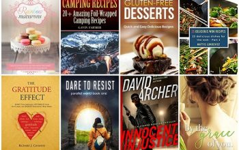 10 FREE Kindle Books for 5/24