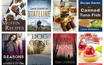 10 FREE Kindle Books for 5/25