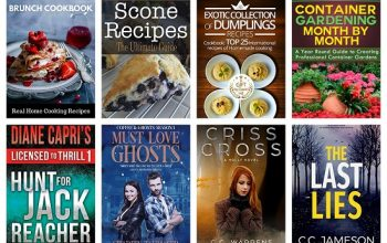 10 FREE Kindle Books for 5/29
