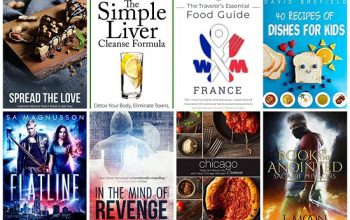 10 FREE Kindle Books for 5/3