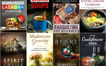 10 FREE Kindle Books for 5/4