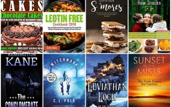 10 FREE Kindle Books for 5/1