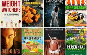 10 FREE Kindle Books for 5/7