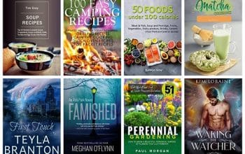 10 FREE Kindle Books for 5/8
