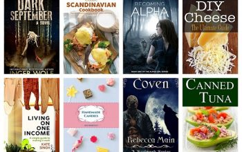 10 FREE Kindle Books for 5/10