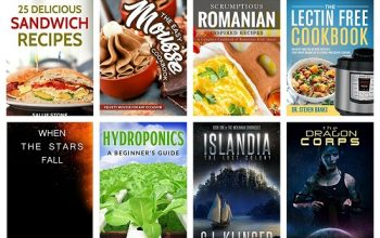 10 FREE Kindle Books for 5/14