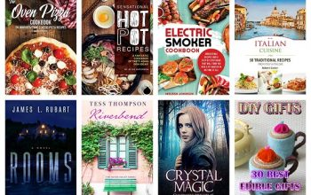 10 FREE Kindle Books for 5/16