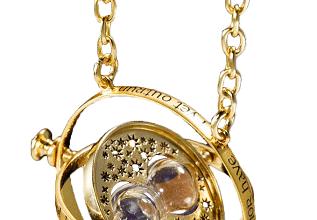FREE Harry Potter Time Turner Necklace ($24.94 value)