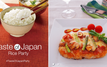 Ripple Street: Apply for a Taste of Japan Rice Party