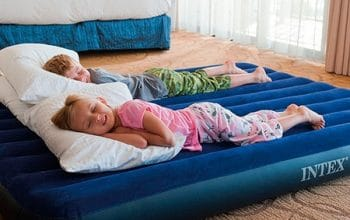 Intex Downy Queen Airbed Only $16.36! (reg $26.75)