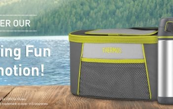"Thermos ""Camping Fun"" Sweepstakes – 12 Winners! (Ends 6/29)"