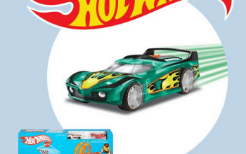 FREE Hot Wheels Car + More for Kids at Target on 6/16