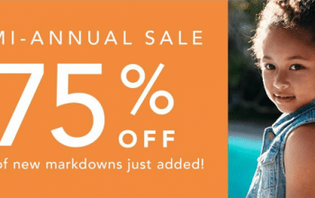 Gymboree: FREE Shipping + Up to 75% Off
