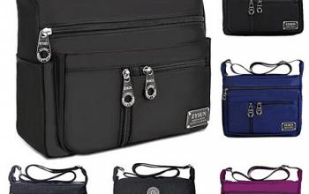 Zysun Crossbody Bag Only $7.99!