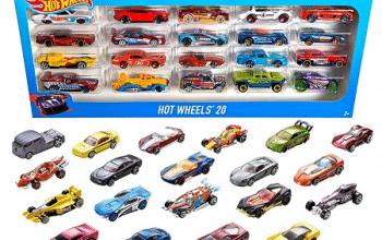 Hot Wheels 20-Car Gift Pack Only $14.39! (reg $21.99)