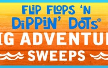 Flip Flops 'N Dippin' Dots Big Adventure Sweeps (Ends 6/30)