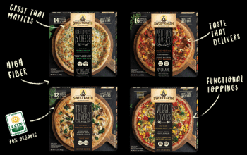 FREE Sweet Earth Foods Pizza (coupon)