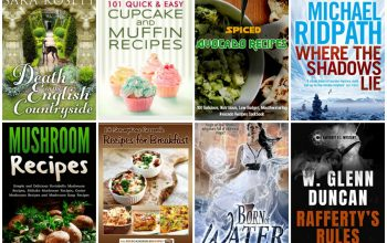 FREE Kindle Books for 6/25