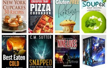 FREE Kindle Books for 6/7