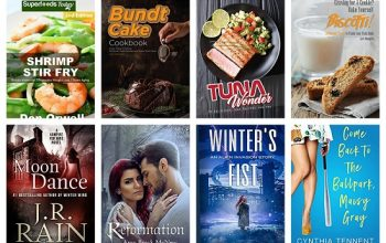 FREE Kindle Books for 6/13
