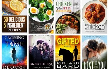 FREE Kindle Books for 6/15