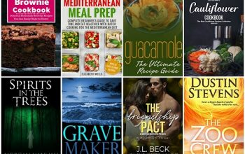 FREE Kindle Books for 6/18