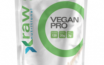 FREE Raw Nutritional Vegan Pro Protein Sample