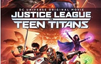 FREE DCU: Justice League vs Teen Titans Movie Rental