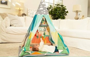 Possible FREE Infantino Infant to Toddler Play Gym & Fun Teepee!