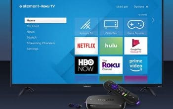Enter to Win a 55″ Roku TV (ends 8/31)