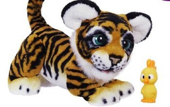 FurReal Roarin' Tyler the Playful Tiger Only $51.32 Shipped! (reg $129.99)