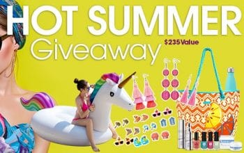 Barielle Hot Summer Giveaway (ends 7/31)