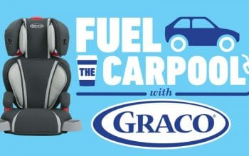 Fuel the Carpool with Graco Sweepstakes and Instant Win (Ends 8/17)