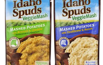 Possible FREE Idaho Spuds VeggieMash Product Samples