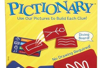 Pictionary Card Game Only $4.99!