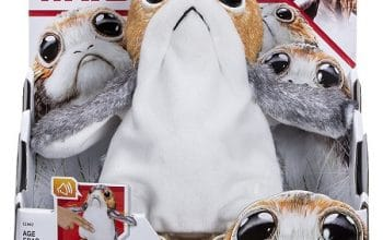 Star Wars The Last Jedi Porg Electronic Plush Only $14.99 Shipped! (reg $39.99)