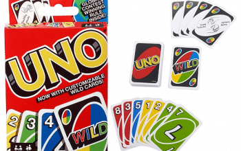 UNO Card Game Only $4.77! (reg $9.99)