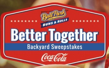 Ball Park & Coca-Cola Better Together Backyard Sweepstakes (Ends 7/8) – Enter Daily!