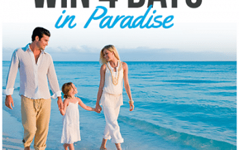 Enter to Win a Vacation at a Sandals or Beaches Resort (ends 9/30)