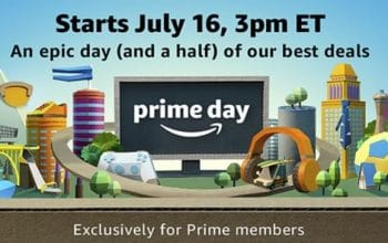 Amazon Prime Day is July 16th at 3pm EST! (over 100,000 deals!)