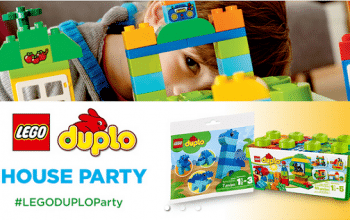 Ripple Street: Apply for a LEGO Duplo House Party