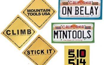 FREE Mountain Tools Stickers