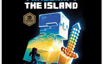FREE 'Minecraft: The Island' by Max Brooks Audiobook!