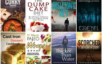FREE Kindle Books for 7/9
