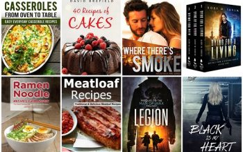 FREE Kindle Books for 7/5
