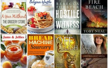 FREE Kindle Books for 7/13