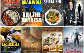 FREE Kindle Books for 7/18