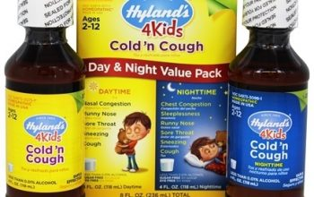 FREE Hyland's 4 Kids Homeopathic Product